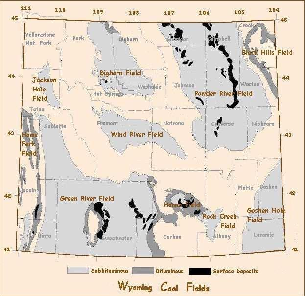 Coal Camps Wyoming Tales And Trails