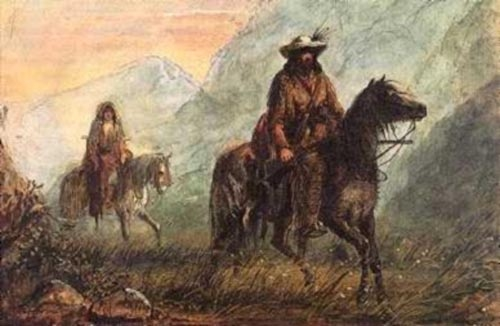 Rendezvous Wyoming Tales And Trails