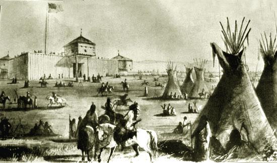 Fort Laramie Photos