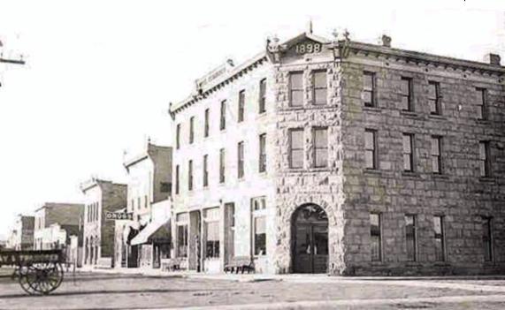 Kemmerer Hotel Rox 1910