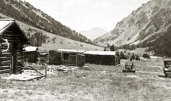 Kirwin Wyoming Map.Meeteetse Photos