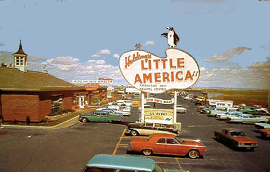 Holding S Little America